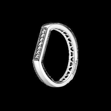 Sparkling bar stacking ring