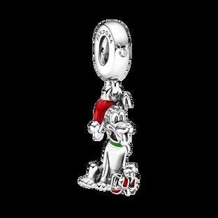 Disney Pluto Christmas Gift Charm