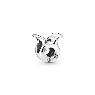 Sparkling Taurus Zodiac チャーム