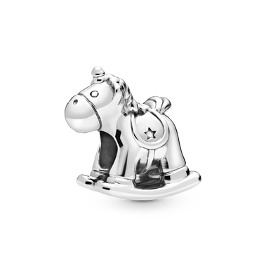 Bruno the Unicorn Rocking Horse チャーム