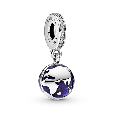 Our Blue Planet Dangle Charm