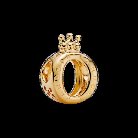 Pandora Crown O Logo Charm