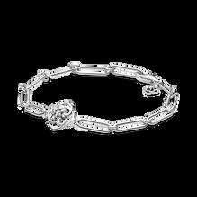 Rose Petals Link Bracelet
