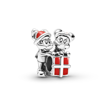 Disney Mickey Mouse and Minnie Mouse Present Charm