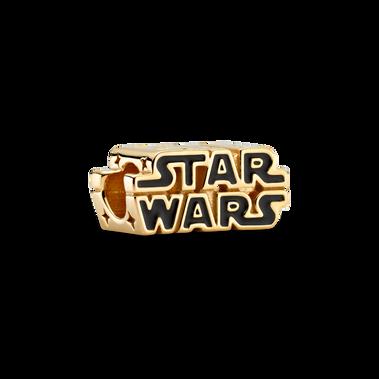 Star Wars™ Shining 3D Logo Charm