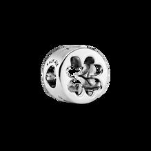 Luck & Courage Four-Leaf Clover Charm
