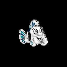 Disney The Little Mermaid Flounder Charm