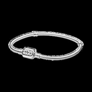 Pandora Moments Star Wars™ Snake Chain Clasp Bracelet