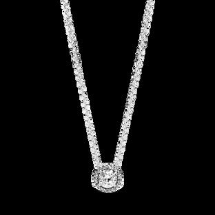 Round Sparkle Necklace