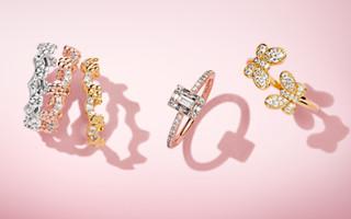Shop Pandora Rings